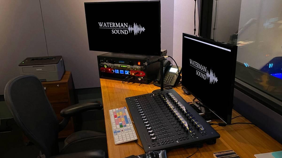 ADR Control Room 1